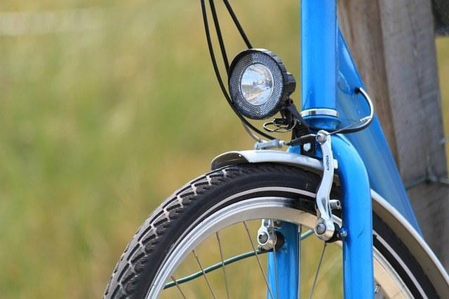 light for road bike