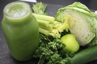 Blended and Juiced Food