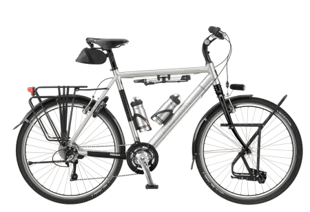 Long Distance Touring Bikes