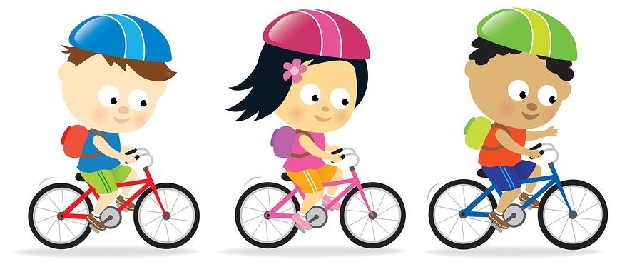 kid bike size width