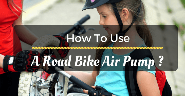 How To Use a Road Bike Air Pump