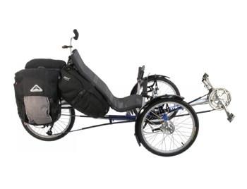 Recumbent Touring Bikes