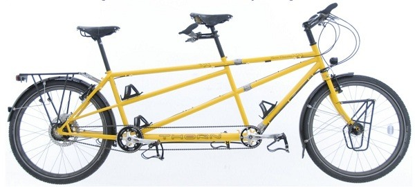 Tandem Touring Bikes